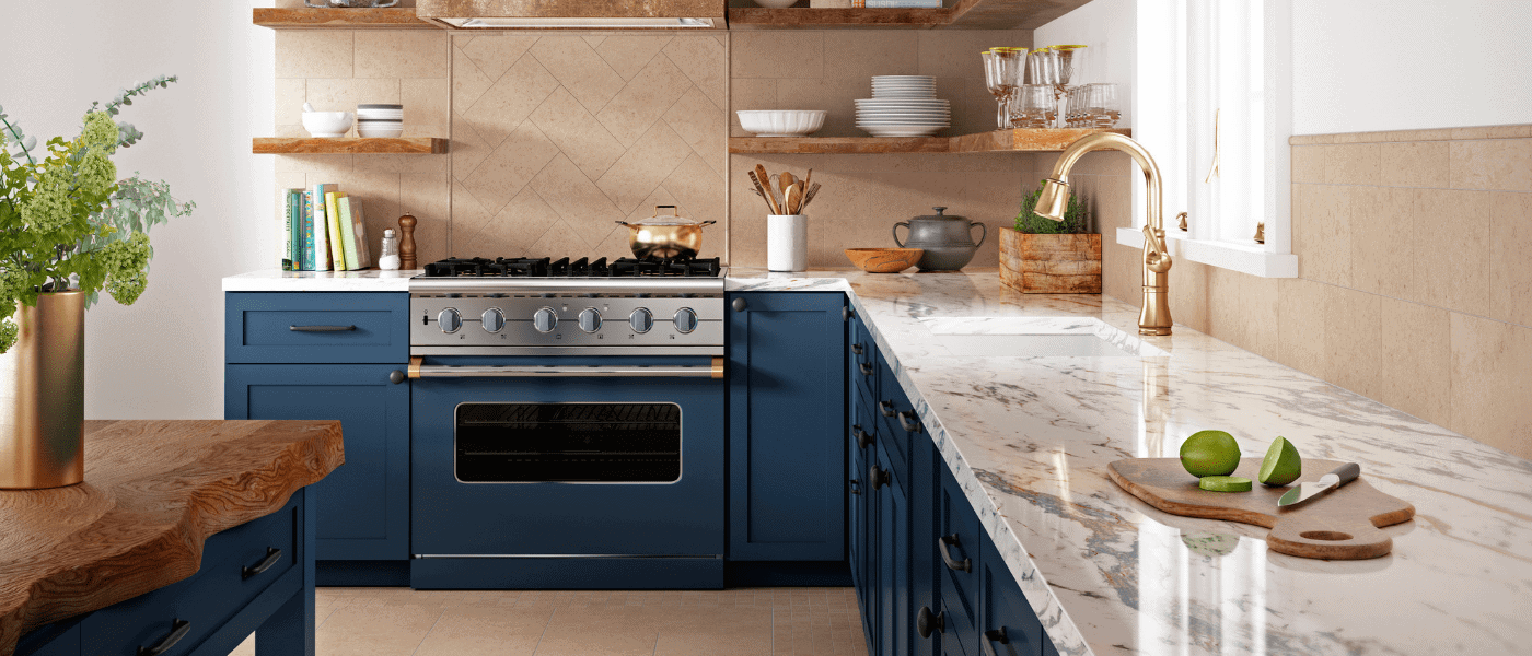 The Top 5 Cabinet Colors to Captivate Your Guests