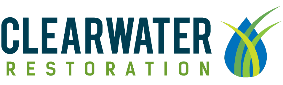 Clearwater Restoration Logo - Park City Utah