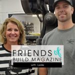 Friends of Build Magazine – Ponderosa Forge (Sisters, OR)