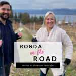 Ronda on the Road – Summerhill Winery (Okanagan, BC)